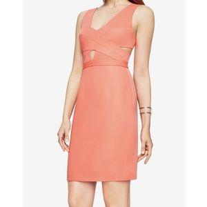 NWT BCBGMaxAzria Annalisa Cutout Dress Sz 2
